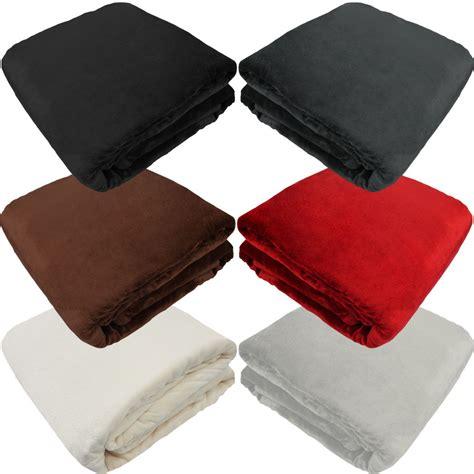 flauschige wolldecke kuscheldecke 220x240cm flauschige tagesdecke softe