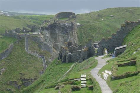 D D Castle Floor Plans by Tintagel Castle In Cornwall England Get Out Pinterest