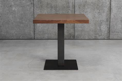 custom restaurant table dining fast casual modern luxury