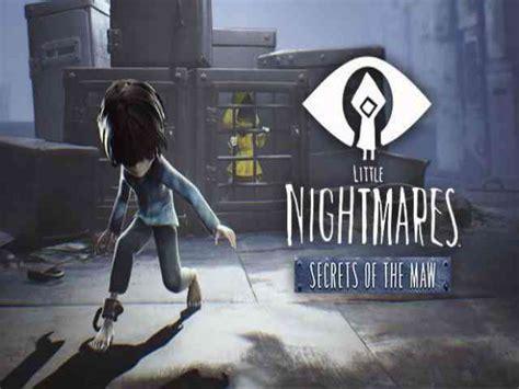nightmares secrets   maw game  pc