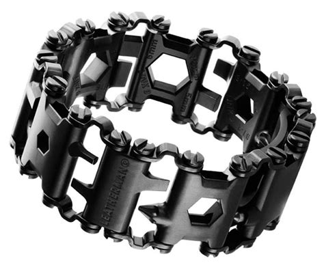 The Leatherman Tread Moves Your Multi Tool Out of Your Camera Bag and Onto Your Wrist