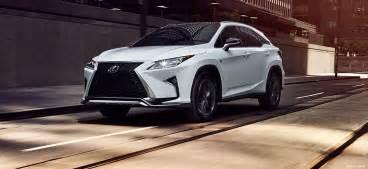 2017 lexus rx luxury crossover lexus