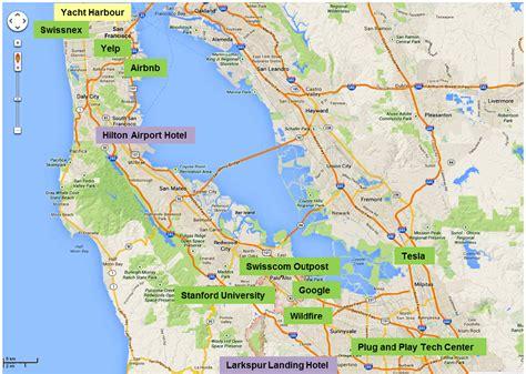 san francisco map silicon valley silicon valley san francisco map michigan map