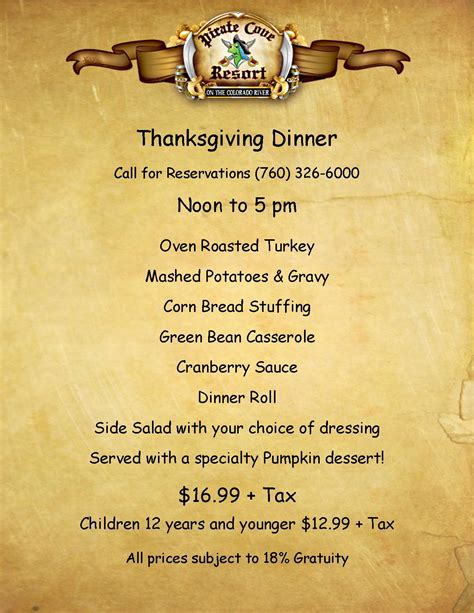 pin thanksgiving dinner menu planner template on pinterest