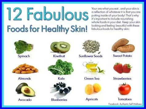 What is the best healthy diet plan for glowing skin?   Quora