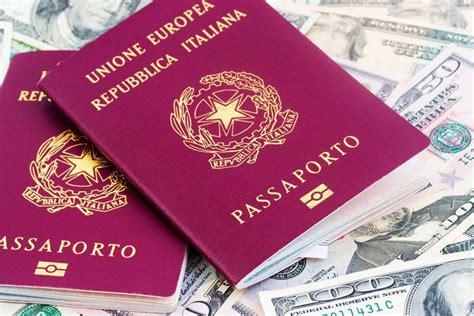 consolato americano visti passaporti