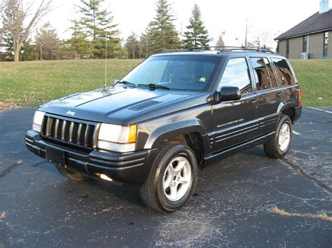 1998 jeep grand 5 9 1998 jeep grand 4dr 5 9 limited 4wd suv in union