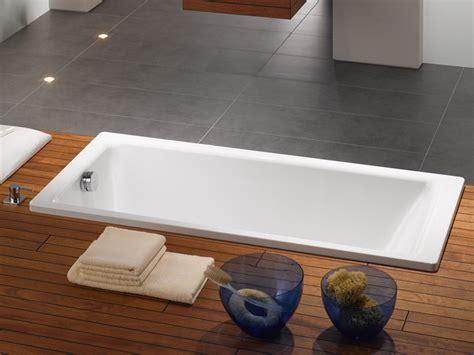 vasche da bagno kaldewei vasca da bagno rettangolare in acciaio puro kaldewei
