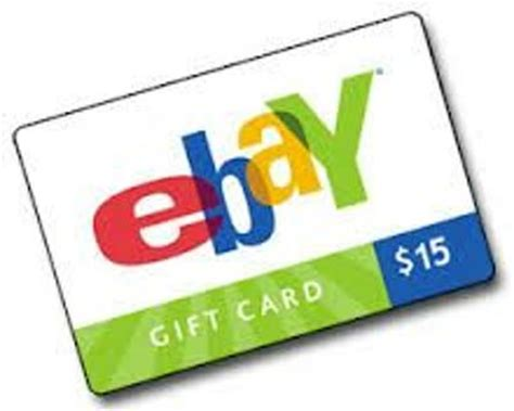 15 Dollar Ebay Gift Card - free 15 dollar ebay giftcard gift cards listia com auctions for free stuff