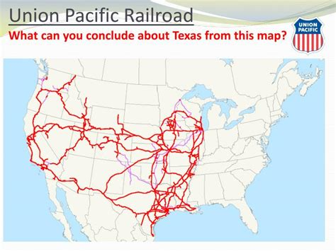 union pacific railroad map texas ppt chapter 19 politics and progress powerpoint presentation id 6495778