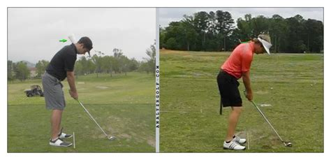 too handsy golf swing good golf posture how to address the golf ball swing