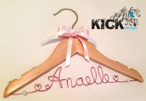 Baby Shower Only For Born by Small Size Hanger For Babies 12 Inches For New Born