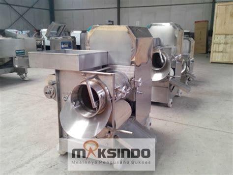 Mesin Giling Tulang Ikan mesin pemisah tulang ikan fsh55 maksindo jakarta