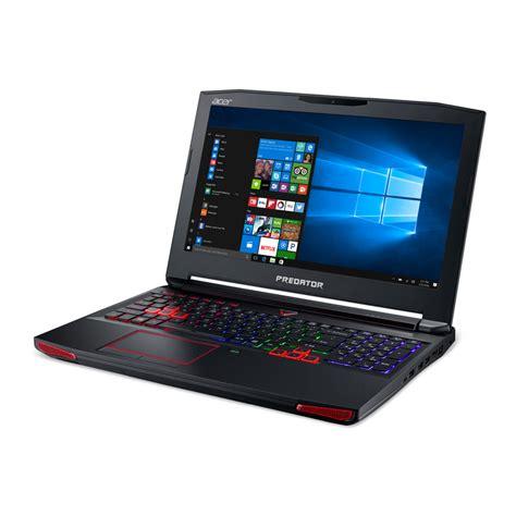 Acer Predator 15 6inc G9 593 71 acer predator g9 593 71u0 intel i7 7700hq 16gb 1tb