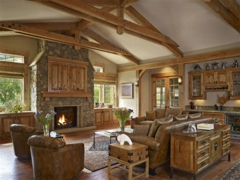 rustic living room design ideas  wow style