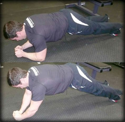 Skull Crushers On Floor by Unconventional Workout Triceps T Nation