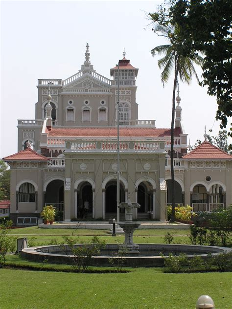 this house aga khan palace in pune strings
