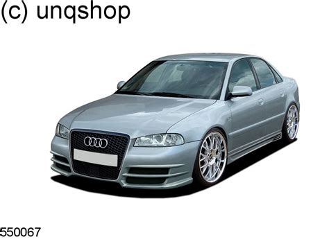 Audi B5 Bumper by Unqshop Best Car Kits