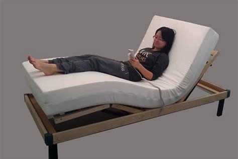 king adjustable bed urban comfort electric adjustable bed base split king