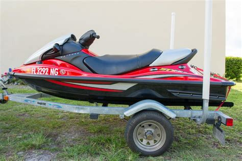 jet ski boat hull kawasaki jet ski waverunner for sale the hull truth