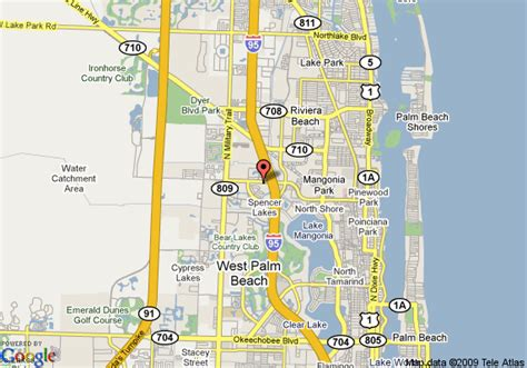 west palm map roof inn west palm west palm deals see hotel photos attractions near