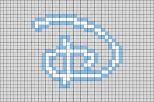 disney pixel art brik