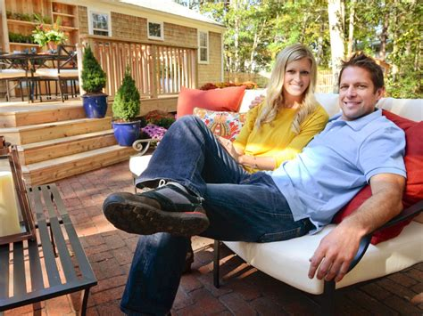 backyard tv show backyard transformations from landscape designer chris