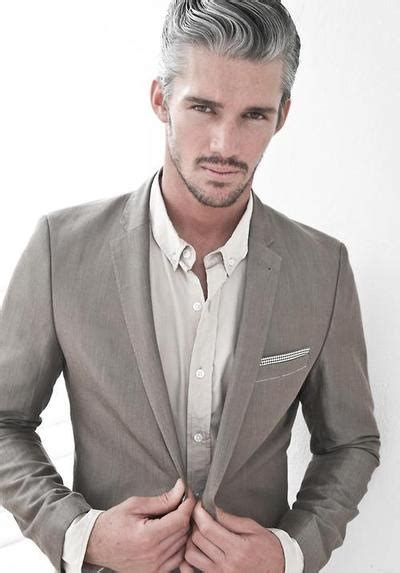 color mens gray hair to be salt and pepper 2016 trendy grey hair colors for men men s hairstyles