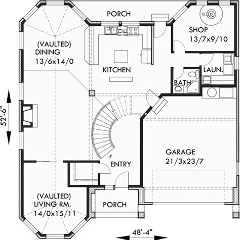 house plans with curved staircase brick house plans curved stair case attic dormer small castle