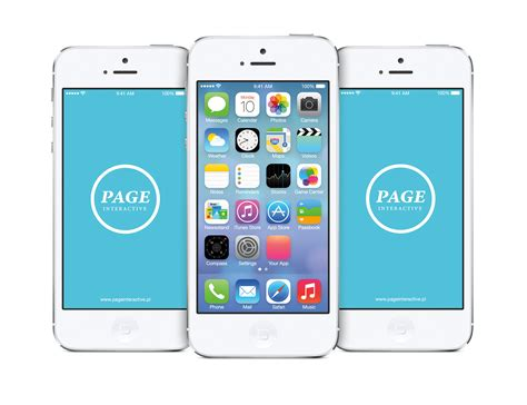 iphone ios  home screen  psd mockup  mockup