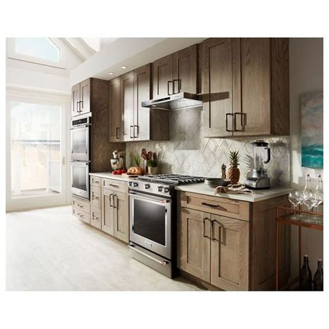 under cabinet appliances kitchen kvub406gss kitchenaid 36 quot low profile under cabinet