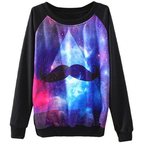 galaxy pattern jumper 1000 idee 235 n over shirts met de melkweg erop op pinterest