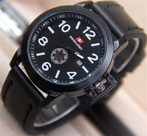 Promo Jam Swiss Army Sa 1157 Original Silver Murah Meriah jam tangan swiss army sa8078 tali kulit delta jam tangan