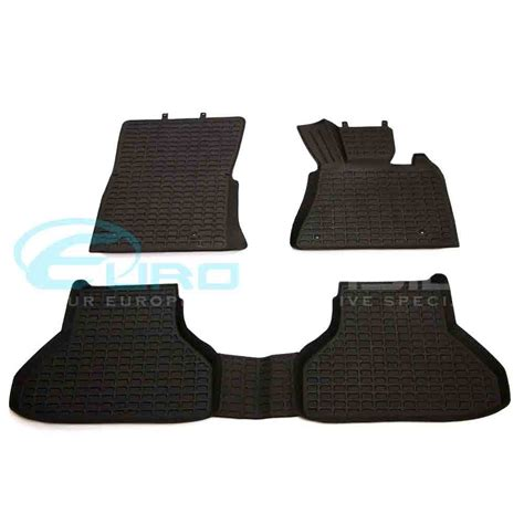 bmw x5 e70 3d rubber floor mats custom made euro