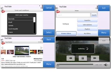 transparent themes for nokia x2 01 mobile phones youtube official app for symbian