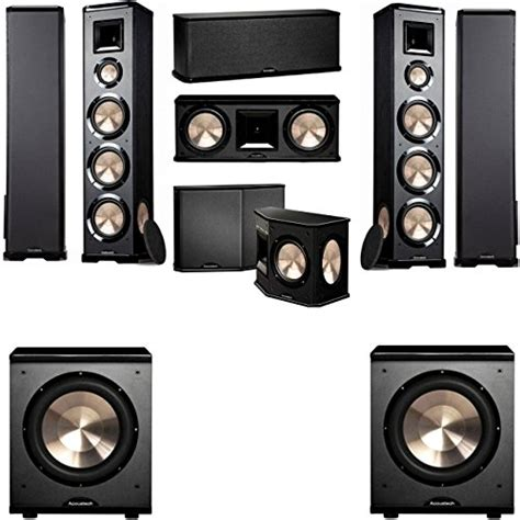 review bic acoustech pl 980 5 2 home theater
