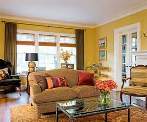 yellow color schemes for living room yellow color schemes