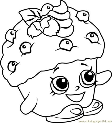 mini cupcake coloring page mini muffin shopkins coloring page free shopkins