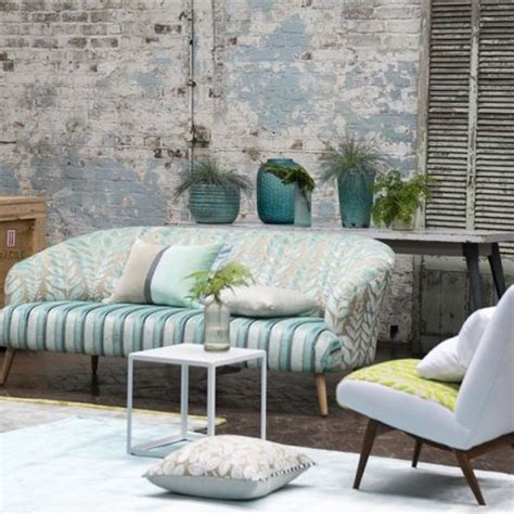 Sanderson Interiors Harrogate by Designers Guild Fabrics Upholstery Beautiful Designer
