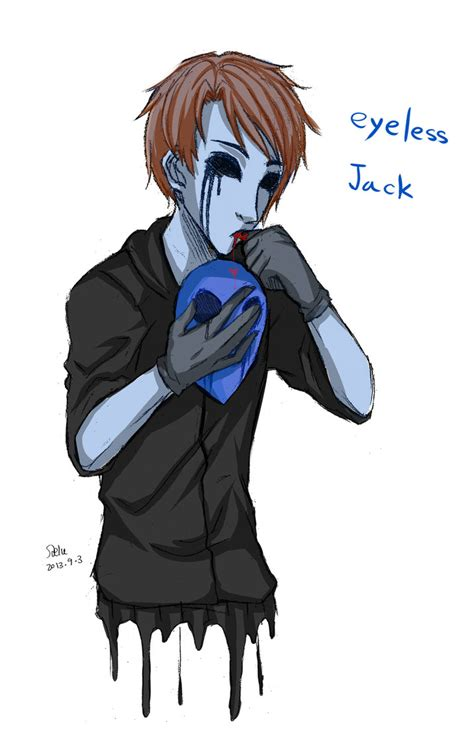 imagenes de jack y jeff eyeless jack by delucat on deviantart