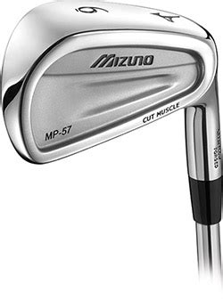Mizuno MP-57 Irons Review (Clubs, Review) - The Sand Trap