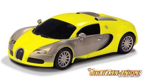 bugatti veyron scalextric scalextric c3275 bugatti veyron jaune slot car union