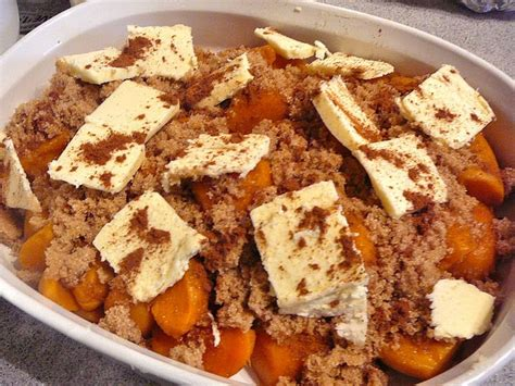 the hidden pantry candied yams or sweet potatoes side