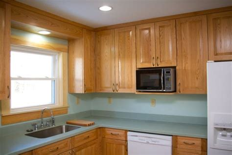 clear coat for cabinets clear coat red kitchen northwoods manufacturing