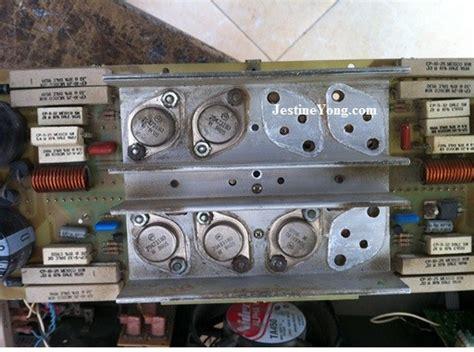 Power Lifier Peavey transistor lifier repair 28 images sicks in harlow