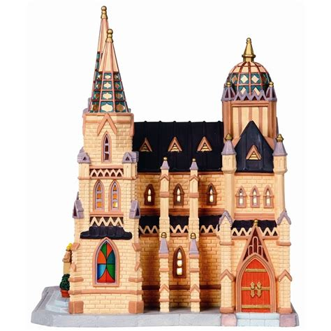 lemax carrington cathedral 95867 163 58 99 from lemax
