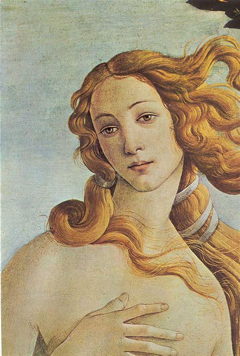 botticelli venus alessandro botticelli florentine quatrocento neo