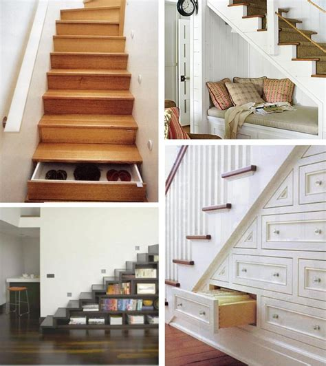 stairs with storage under staircase storage decobizz com