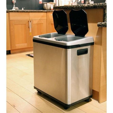 Kitchen Cabinet Trash Bin Best 25 Kitchen Recycling Bins Ideas On Recycling Bins For Kitchen Kitchen Bins