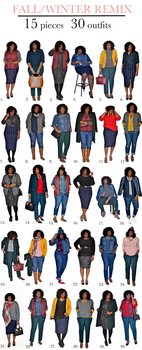 30 Item Wardrobe by How To Wear 15 Pieces 30 Different Ways And Curls